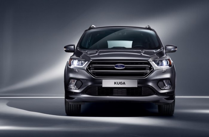 Nuevo Ford Kuga 2016, y un Nuevo Restyling