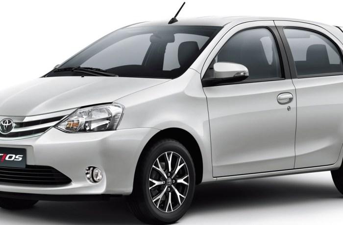 Nuevo Toyota Etios Platinum 2016