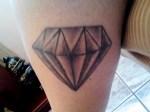 Tattoo De Diamante