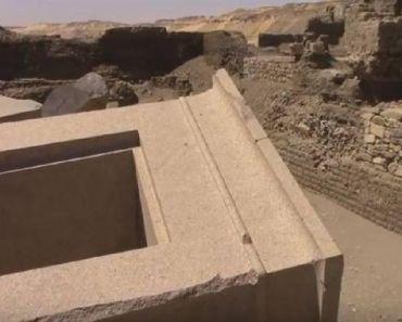 Antigua Alta Tecnología Perdida En la isla Elefantina En Egipto