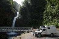 Cruzou a Costa Rica