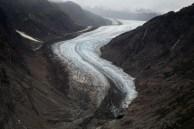 Glaciar Salmão