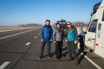 Russo Pavel e chinês Wuyu