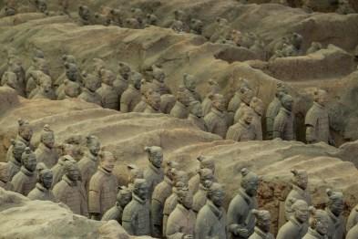 Um exército inteiro