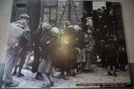 Judeus chegando da Hungria