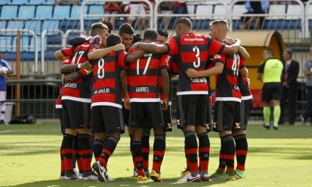 Ganhando ritmo, Flamengo B vence o Bangu