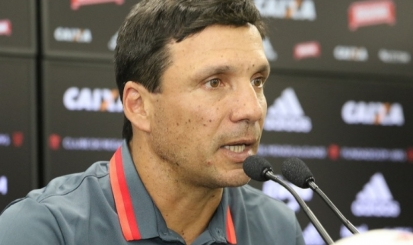 Zé Ricardo admite dificuldade, mas pede que o time lute até o final