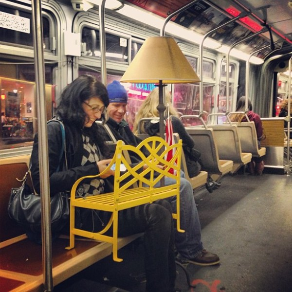 muni mini bench cargo