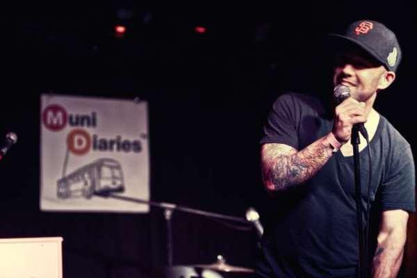 Muni Diaries Live 9 Richie Nakano