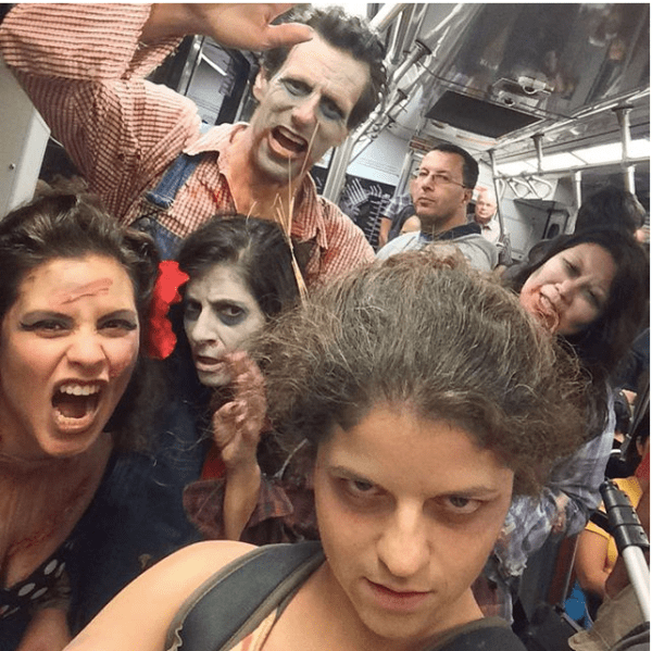 bus zombies by emma_rkg