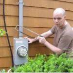 utility meter