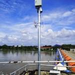 Radical use of WiFi: monitoring flood levels, telemetry for flood forecasting