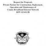 garrett county broadband rfp
