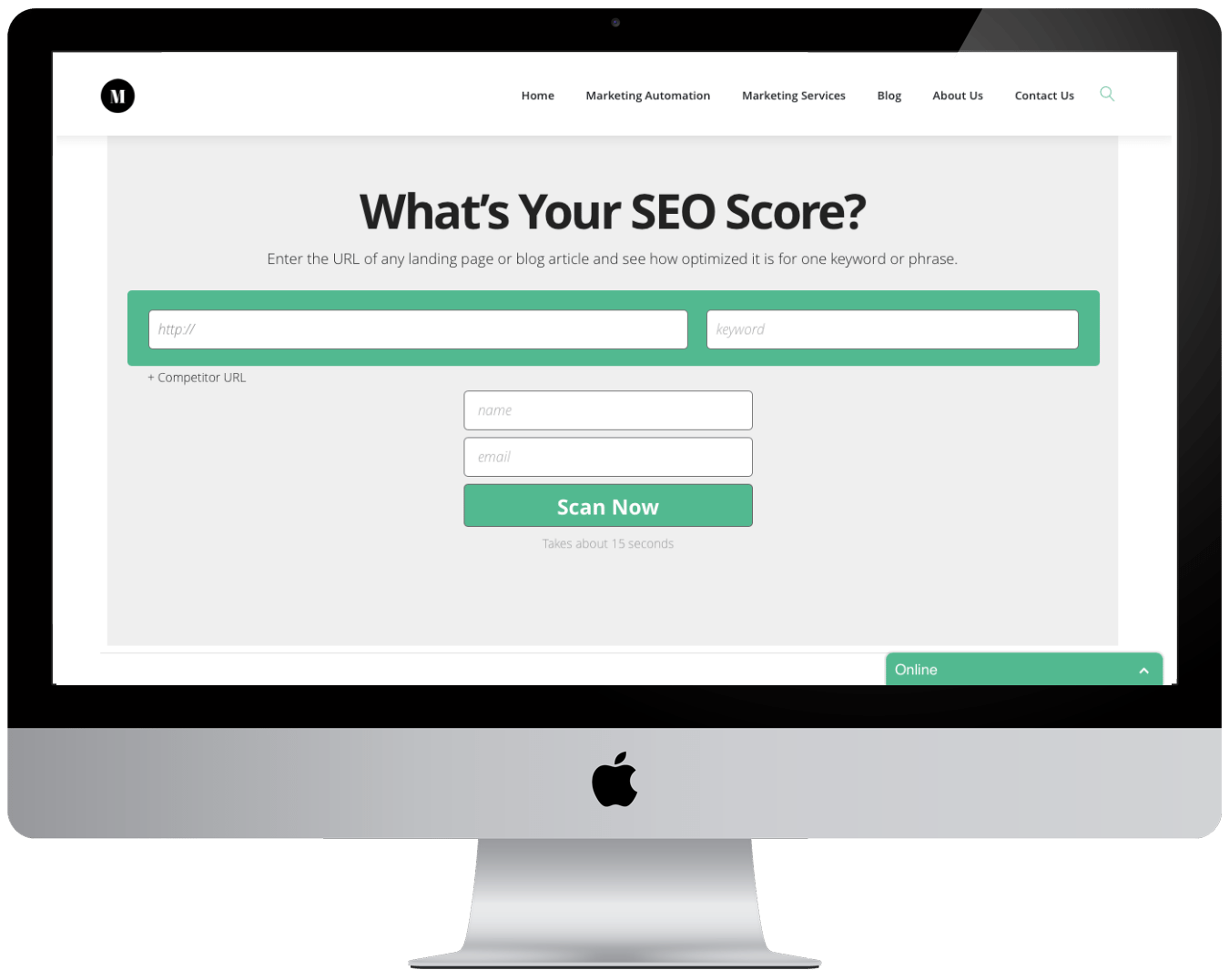 Whats Your SEO Score Analyse Your Website - The Munro Agency