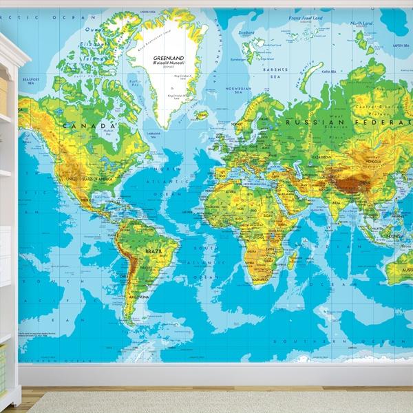 Cartina Mondo Online \u2013 Tomveelers