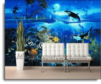 Tropical Fish wall mural 3934