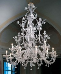 Murano Chandeliers traditional Venetian Modern Contemporary