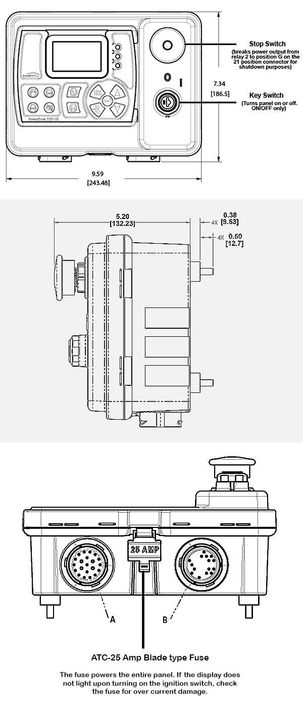 Wisconsin Engine Alternator Wiring Diagram Auto Electrical Murphy Diagrams Deutz