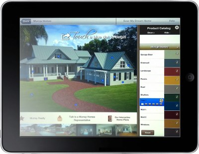 Custom Home Design App - Murray Homes