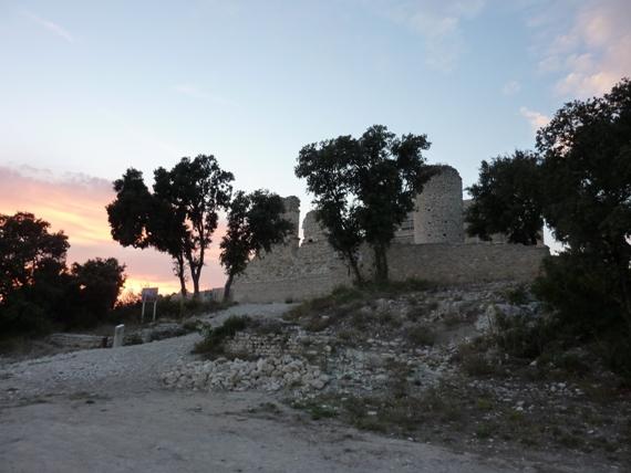 Chateau de Thouzon - Murray Webster 2017