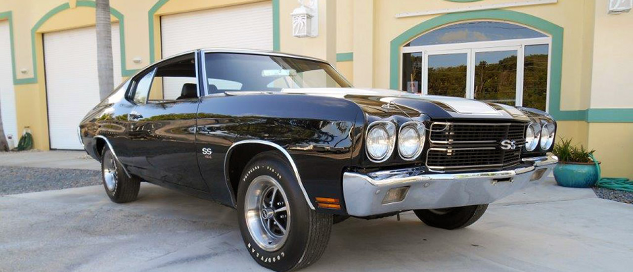 Redline Muscle Cars High End Classic Muscle for Sale Key Largo