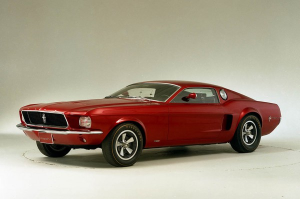 10 1966 Ford Mach 1 Concept (2) 17 Ford Mustang Concepts