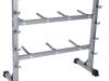 Universal Barbell Dumbbell Weight Rack