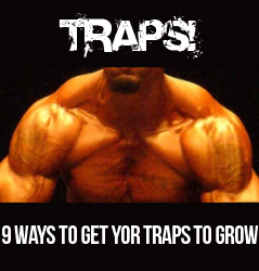 Trapezius Workouts. 9 Ways To Get Your Traps To Grow