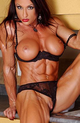 female bodybuilders masturbating