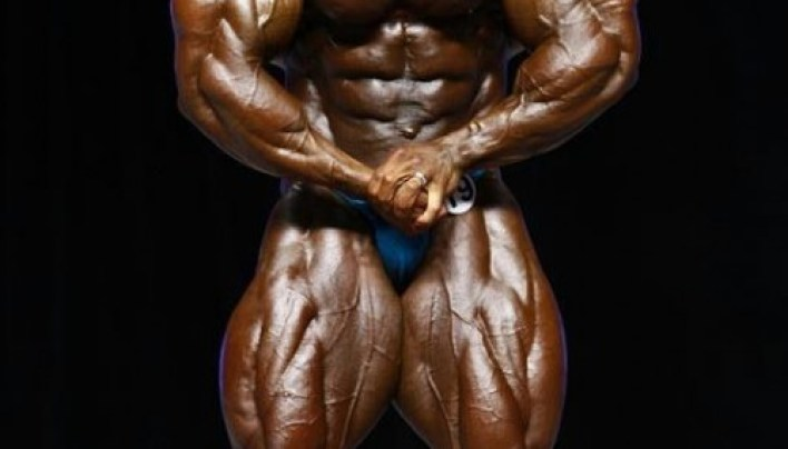 Phil Heath 2012 Mr.Olympia Prejudging Photos!