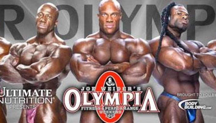 Phil Heath wins 2013 Mr. Olympia!