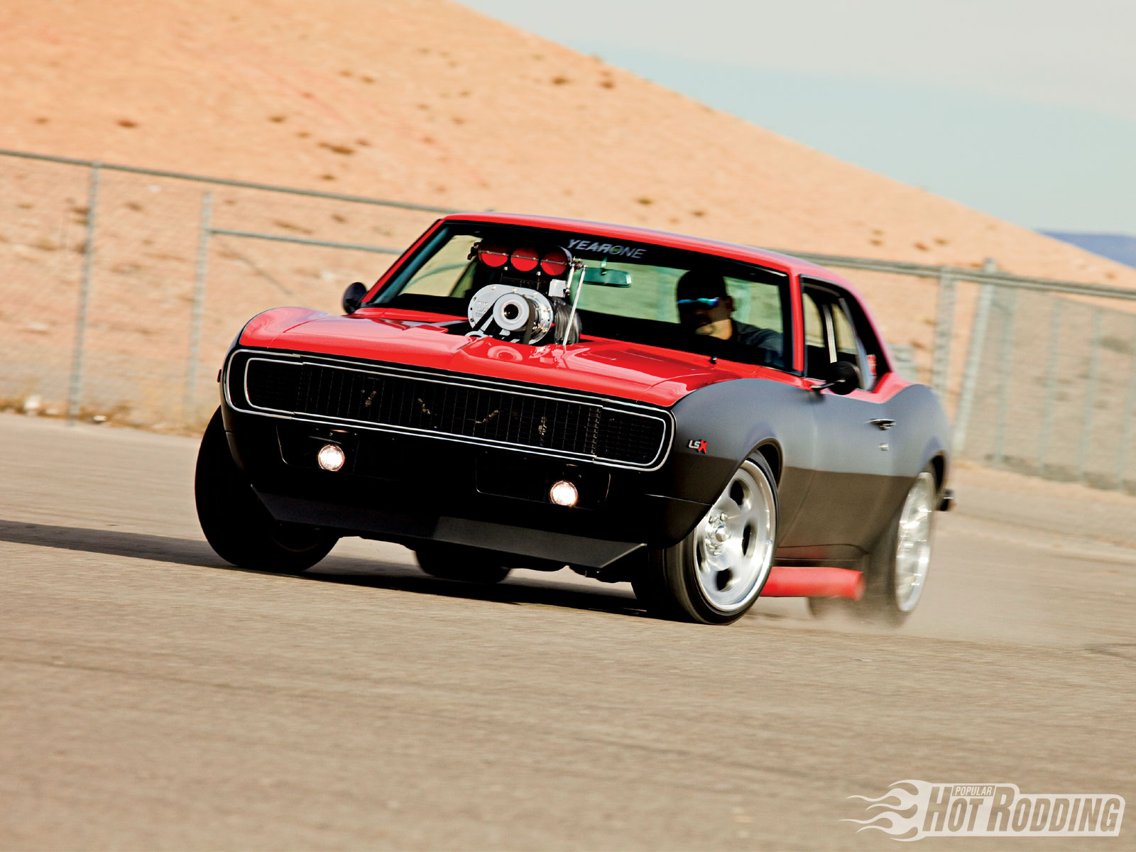 Classic Car Wallpaper 57 Chevy 1968 Chevrolet Camaro Cherry Bomb Muscle Cars News And