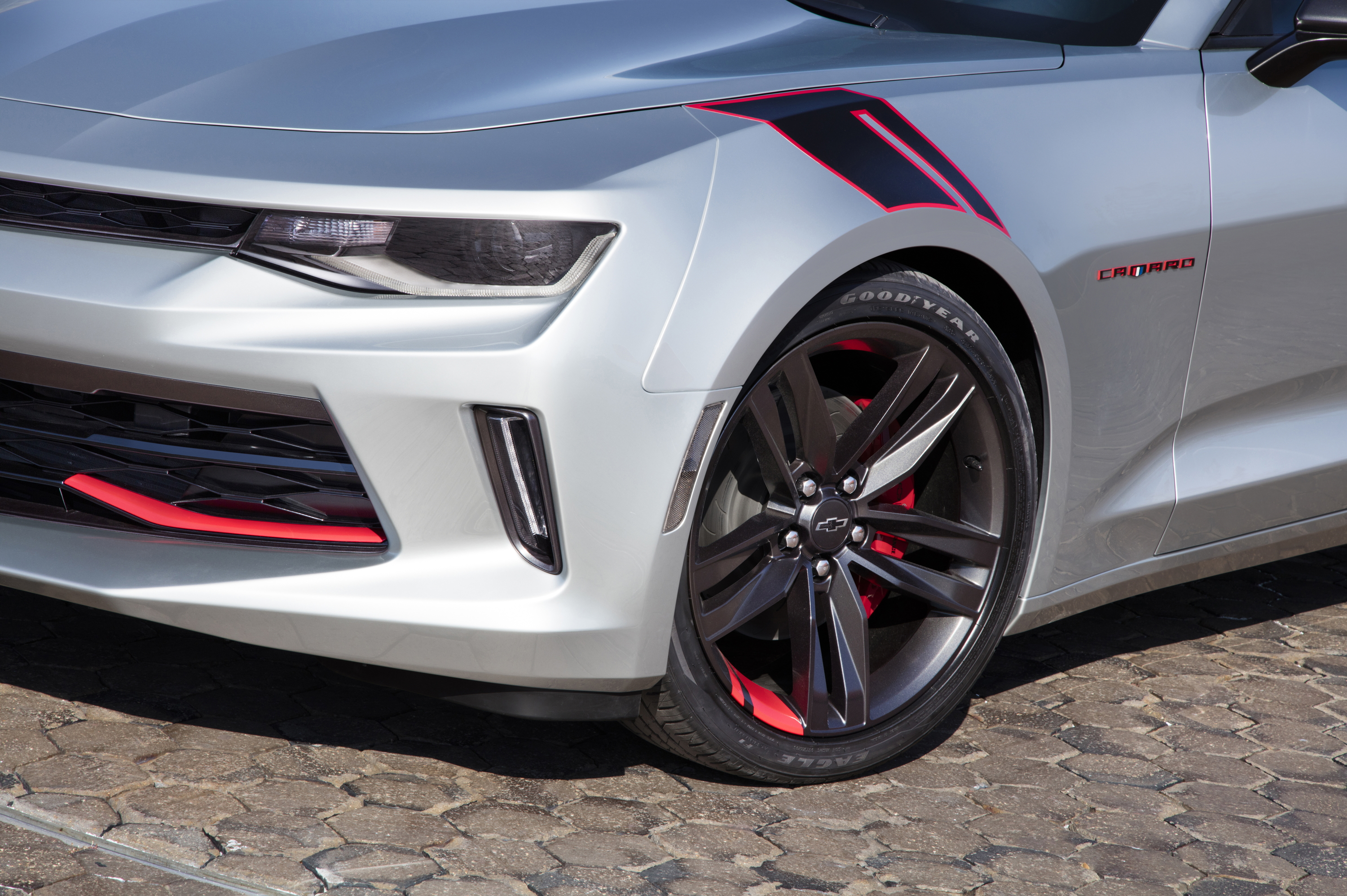 Hybrid Car Lineup Wallpaper 2018 Chevrolet Camaro Red Line Series Concept 2016 Muscle