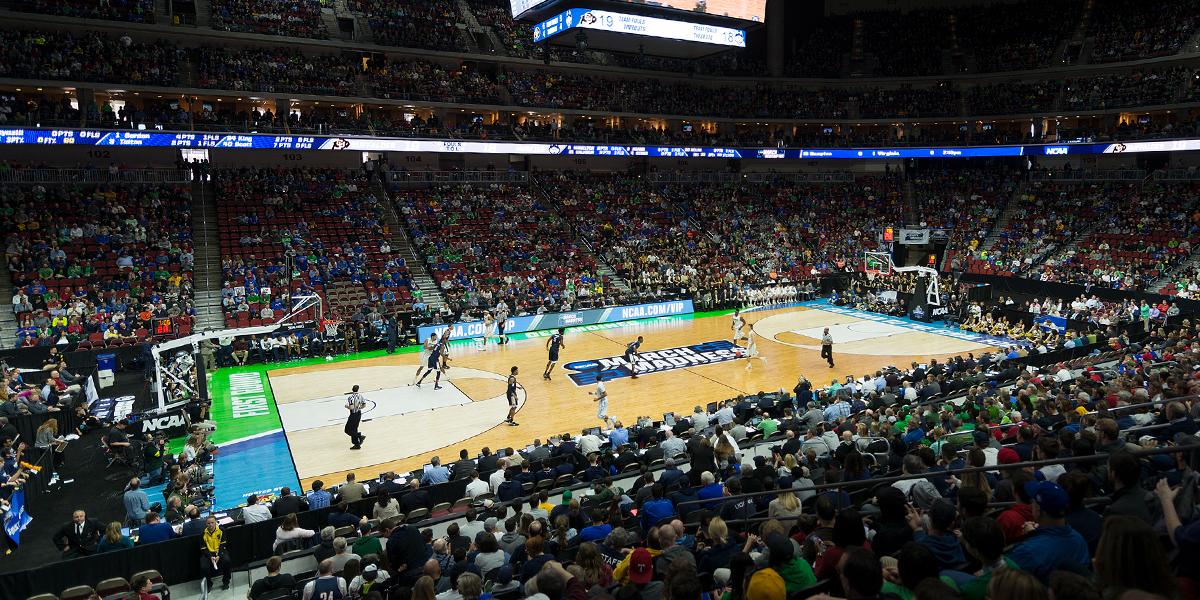 Wells Fargo Arena Musco Sports Lighting