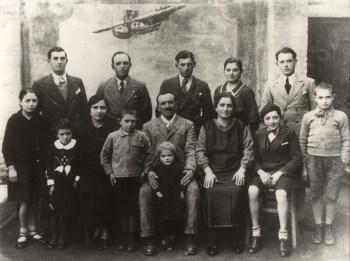 Famiglia Zanotti Paolino