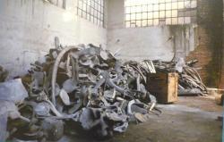 LA BALLENA DE MUSEO DE CIENCIAS DE LOS YEBENES 1980 museo de ciencias