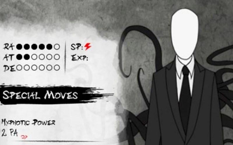 Nuovo Personaggio free: Slenderman