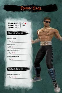 Musha Shugyo RPG Johnny Cage