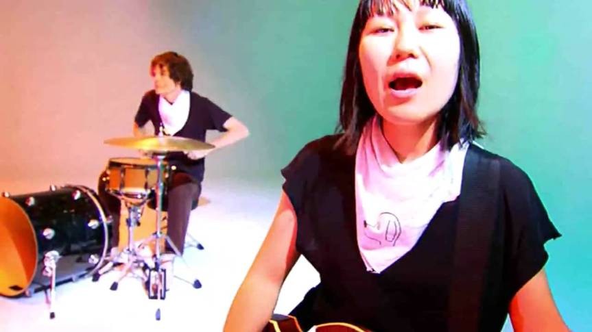 Deerhoof Headline Union Stage This Sunday with Support by Speedy Ortiz & Pygmy Lush