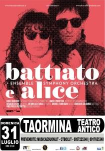 battiato TAO locandina BASSA