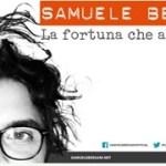 SAMUELE BERSANI 31 ottobre CATANIA