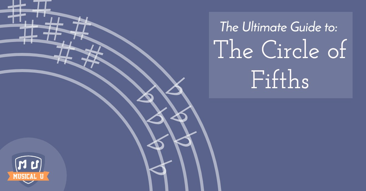 The Ultimate Guide to the Circle of Fifths Musical U