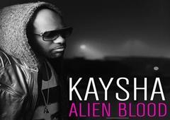 Kaysha - Alien Blood EP