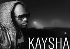 Kaysha Cover