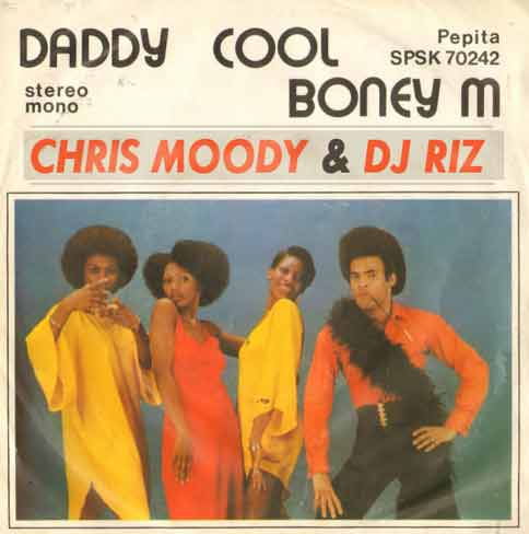 Daddy Cool – Chris Moody and DJ Riz