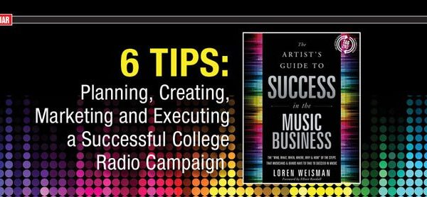 6 Tips Planning, Creating, Marketing, Executing College Radio - college success tips