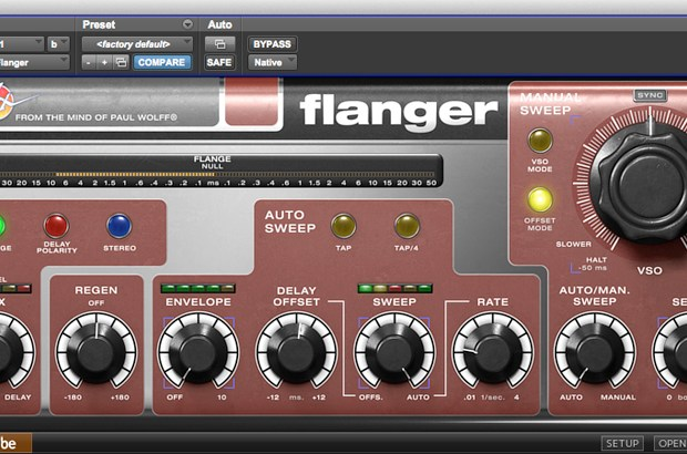 music gear fix flanger doubler plug-in bundle