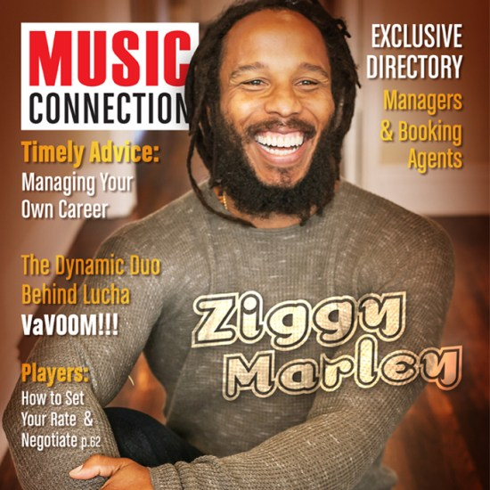 ziggy marley june 2016