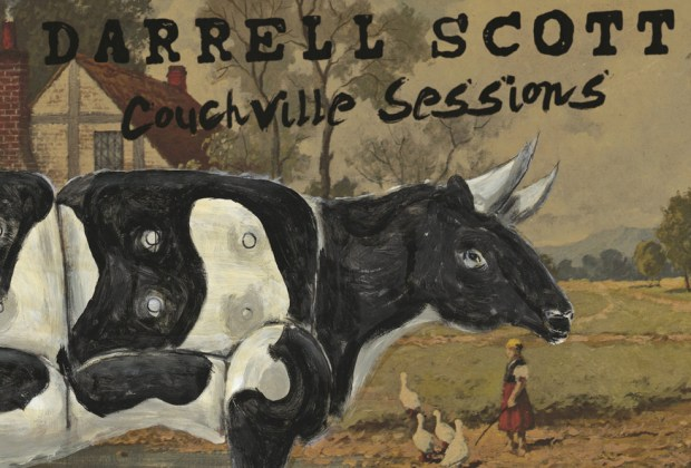 music album darrell scott couchville sessions