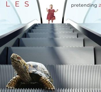 music album tiles pretending 2 run